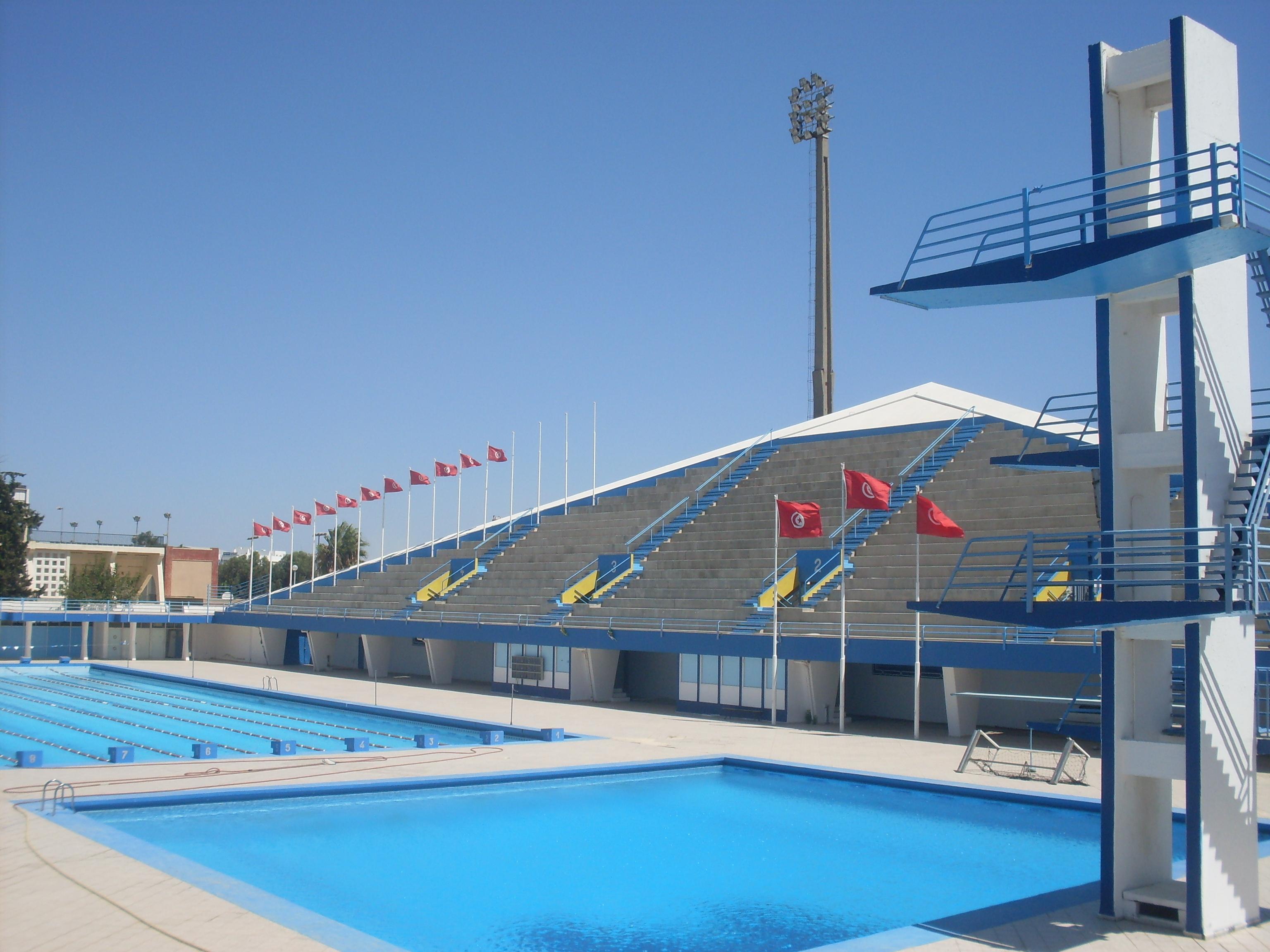 Olympica for Piscine 5 juillet bab ezzouar